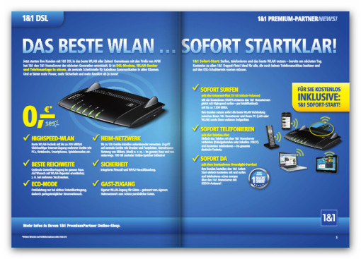 Schnelles Internet, Bestes WLAN, FRITZ!BOX