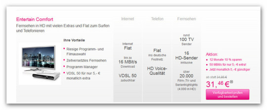 Telekom Entertain Multimedia