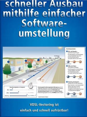 Schnelles Internet VDSL-Vectoring