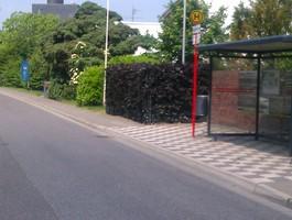 Haltestelle SW  Neuss Linien 874, 841, 850