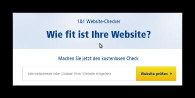 Wie fit ist Ihre Website?